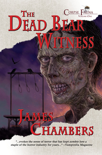 The Dead Bear Witness front cover